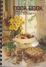 MACON GA 1985 FIRST EVANGELICAL METHODIST CHURCH COOK BOOK FAVORITE RECIPES RARE
