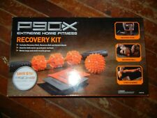 NEW P90X Extreme Home Fitness Recovery Kit Recovery Ball Recovery Stick Bands