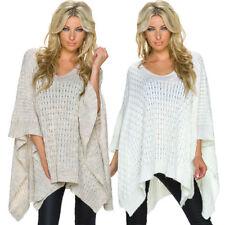 Damenjacken & -mäntel aus Wolle mit V-Ausschnitt ohne Muster