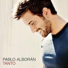 Tanto + 3 Bonus Tracks - Pablo Alboran CD Sealed New 2013