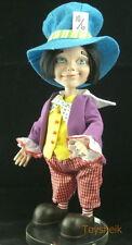 Alice in Wonderland Mad Hatter Tonner Doll 30352