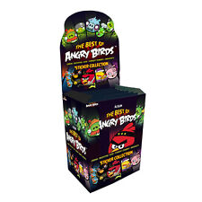 Angry Birds Sticker Album Collection - 5 Packs: The Best Of Angry Bird Stickers