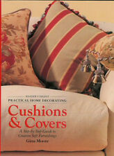 MAKING CUSHIONS & COVERS BOOK fitted cushions, loose covers-chairs sofas stools