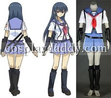 Angel Beats Shina Eri Outfit Cosplay Costume 1st