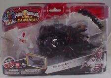 NEW BAN DAI Power Rangers SUPER Samurai Black SCORPION CREATURE w/DEKER Bad Guy