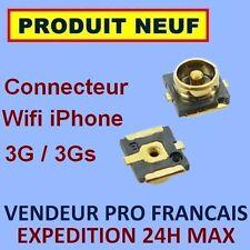 PRISE CONNECTEUR NAPPE ANTENNE WIFI SUR CARTE MERE IPHONE 3G 3GS ✖NEUF ENVOI 24H