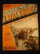 The Great War (WW1 First) - I was there # 7