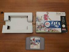 Fifa 99 with box N64 Nintendo 64