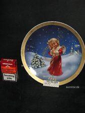 +# A007565_02 Goebel Archiv Muster Wandteller Jahresteller 1998 Stille Nacht