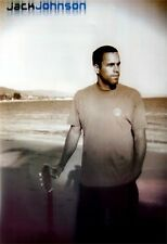 JACK JOHNSON POSTER On The Beach RARE HOT NEW 24X36