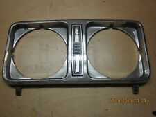 1975 FORD LTD HEAD LIGHT BEZEL