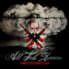 All that remains-a era you cannot win CD NUOVO OVP