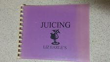 Juicing by Liz Earle (Paperback, 1996)