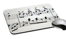 Music Notes Mouse Mat Pad Mousepad For Macbook Apple ASUS Dell Lenovo