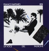 cd BATTIATO FRANCO La Voce Del Padrone (2008 Edition)