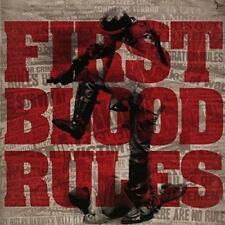 """First Blood - Rules (NEW 12"""" VINYL LP)"""