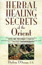 Herbal Healing Secrets of the Orient