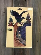 Lazart Rustic Wildlife Eagle Collector's Series Western Light Switch Cover Plate