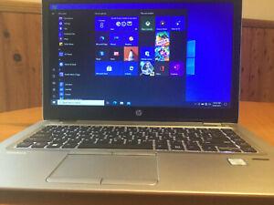HP Elitebook 840 G3: 16GB memory, 500GB SSD plus 640 GB HDD, VGC, new Win10 Pro