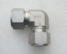 """Swagelok  1.25"""" Stainless Steel Union Elbow SS-2000-9 SS Several Avail  New"""