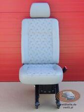 VW T5 T6 seat rear single  second row Place LHD | SET BELT MOUNTS