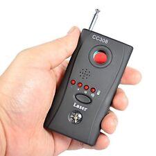 Detecteur micro espion et camera par infra rouges sans fil gsm brouilleur CF#F