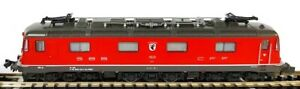 "K10173 - KATO - E-Lok RE 620 ""Interlaken"" SBB Ep. VI, rot"