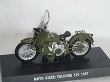 DeAgostini AM29 Moto Guzzi Falcone 500 1967 Motor Bike 1/24 Scale On Plynth T48P