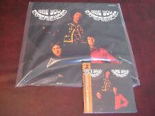 JIMI HENDRIX ARE YOU EXPERIENCED JAPAN OBI REPLICA CD + 200 GRAM NUMBERED LP SET