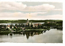 Island City-Town of Ratzeburg-Germany-RPPC-Vintage Real Photo Postcard