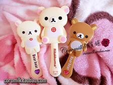 Cute Rilakkuma Brush Comb Cute Bear Brush imported from Korea, China, Japan