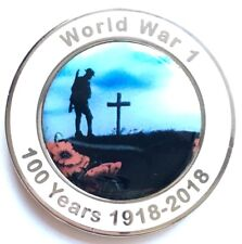Exclusive World War 1 Coin Medal Commemorate 100 years of the end of WW1