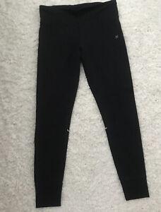 Women's Next black running leggings size 10