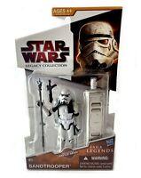 Sandtrooper SL10 Star Wars Saga Legends Legacy Collection Figure New 2009 30th