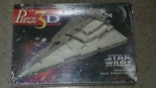 Vintage 1996 Puzz3D Star Wars Imperial Star Destroyer Puzzle NEW