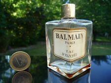 Flacon Ancien - EAU D'ELYSEE de PIERRE BALMAIN - Vide - Perfume Bottle