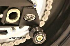 Suzuki GSXR1000 K7 K8 2007 2008 R&G Offset Cotton Reels Bobbins  CR0023BK