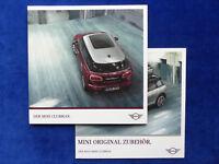 Mini Clubman One Cooper S - Prospekt Brochure + Zubehör 03.2016