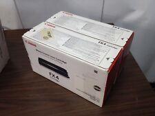 (LOT OF 2) FX4 1558A002 Genuine~New~Canon Black Toner L800 L900