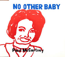Paul McCartney ‎Maxi CD No Other Baby - Europe (EX/EX)