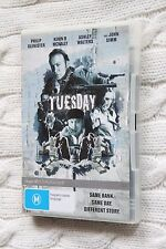 Tuesday (DVD, 2009), Region-4, Like new, free shipping