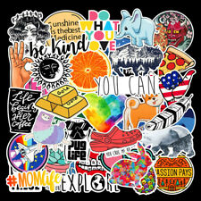 40Pcs Ins Stickers Bomb Vinyl Skateboard Luggage Laptop Decals Dope Sticker Lot