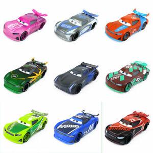 Disney Pixar Cars 3 Next Gen Racer Jackson Storm Diecast Metal Toy Car Model New
