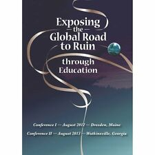 NEW - DVD - Exposing the Global Road To Ruin - FREE SHIPPING!!!