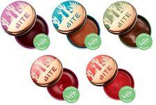 Bite Beauty Agave + Lip Tint Tin .35 oz. Full Size Pick Your Shade NIB