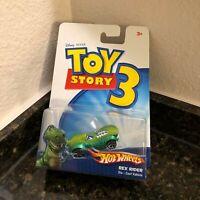 Hot Wheels Disney Pixar Toy Story 3 Rex Rider Die-Cast Vehicle CL3