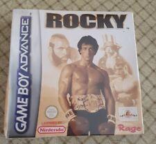 Rocky - Nintendo GameBoy/ Game Boy Advance. Sealed.