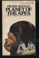 Planet Of The Apes by Pierre Boulle, 1964 Paperback, 1st Printing