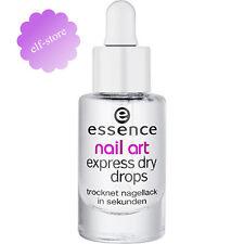essence Nail Art Express Dry Drops Vitamin E & Almond Oil 8ml