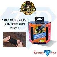 Gorilla Waterproof Patch & Seal Tape Strong Permanent Seal 3m x 100mm